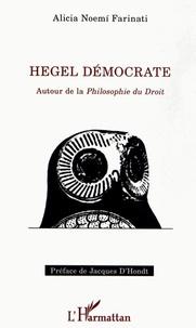 Hegel démocrate - Autour de la Philosophie du droit.pdf