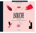 Alicia Ré et Emilie Lovicourt - Bouche - 20 tutos pour une bouche glamour.