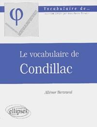 Deedr.fr Le vocabulaire de Condillac Image