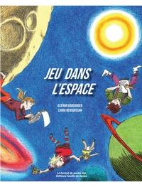 Aliénor Gandanger et Laura Bensoussan - Jeu dans l'espace.