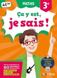 Aliette Cazes et Jean-Luc Romet - Maths 3e.