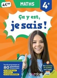 Aliette Cazes et Jean-Luc Romet - Maths 4e.