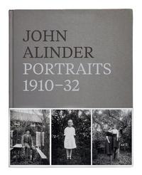 Alinder John - John alinder portraits 1910-32.