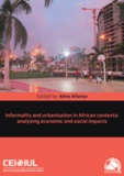 Aline Afonso - Informality and urbanisation in African contexts: analysing economic and social impacts.