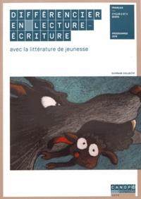 Ucareoutplacement.be Différencier en lecture-écriture avec la littérature de jeunesse Image