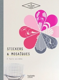 Aline Caron - Mosaïques stickers.