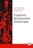 Aline Chevalier et André Tricot - Ergonomie des documents électroniques.