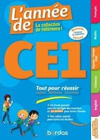 Aline Clavier et Francine Martineau - L'année de CE1.