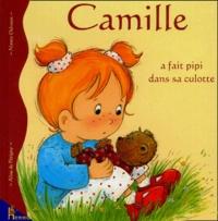 Aline de Pétigny et Nancy Delvaux - Camille a fait pipi dans sa culotte.