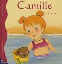 Aline de Pétigny et Nancy Delvaux - Camille à la mer.