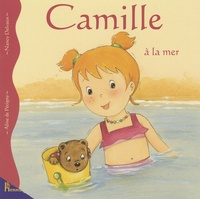 Aline de Pétigny - Camille à la mer.