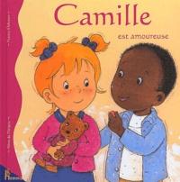 Aline de Pétigny et Nancy Delvaux - Camille est amoureuse.