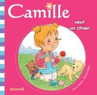Aline de Pétigny - Camille veut un chien.