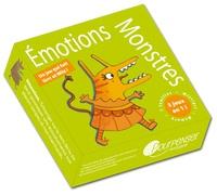 Aline de Pétigny - Emotions Monstres.