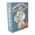 Aline de Pétigny - Paroles de fée : l'intégrale - Coffret en 3 volumes. Avec un jeu de 54 cartes.