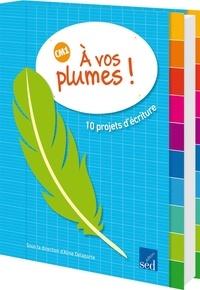 Feriasdhiver.fr A vos plumes! CM1 - 10 projets d'écriture Image