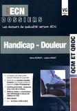 Aline Doriot et Julien Havet - Handicap - Douleur.
