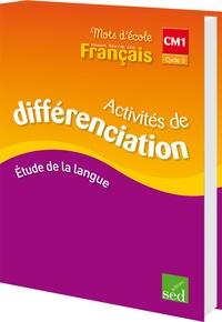 Aline El Adrham - Français CE2 Cycle 3 - Activité de différenciation.