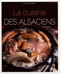 Aline Faurie - La cuisine des Alsaciens.