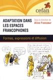 Aline Francoeur - Adaptation de l'expression française dans les cultures francophones.
