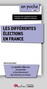 Aline Gonzalez - Les différents modes d'élections en France.