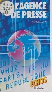 Aline Mauny et  Palais de la découverte - L'agence de presse.