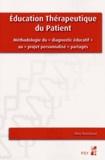 """Aline Morichaud - Education thérapeutique du patient - Méthodologie du """"diagnostic éducatif"""" au """"projet personnalisé"""" partagés."""