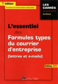 Lessentiel des formules types du courrier dentreprise - (Lettres et e-mails).pdf