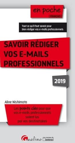 Aline Nishimata - Savoir rédiger vos e-mails professionnels.