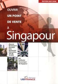 Aline Perrette et Francis Widmer - Ouvrir un point de vente à Singapour.