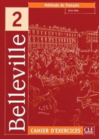 Histoiresdenlire.be Belleville 2 - Cahier d'exercices Image