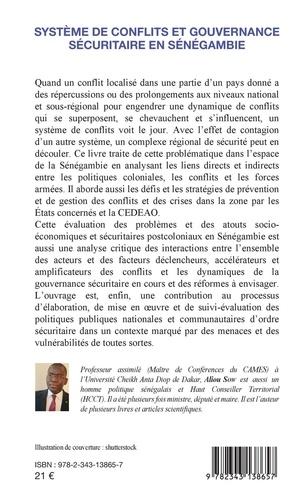 Système de conflits et gouvernance sécuritaire en Sénégambie. Rôles, responsabilités et perspectives des Forces armées et de la CEDEO