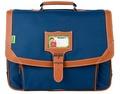 ALISEO TANN'S - Cartable tann's Classic Bleu Denim - 38cm
