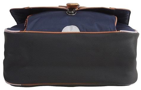 Cartable Tann's Classic bleu marine - 38cm
