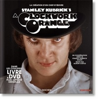 Alison Castle - Stanley Kubrick - Orange mécanique. 1 DVD