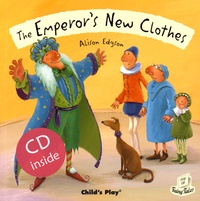 Alison Edgson - The Emperor's New Clothes. 1 CD audio