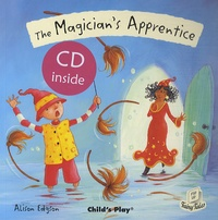 Alison Edgson - The Magician's Apprentice. 1 CD audio