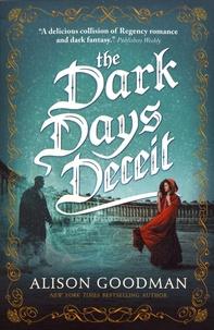 Alison Goodman - The Dark Days Deceit.