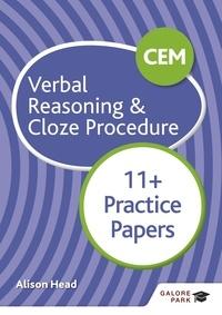 Alison Head - CEM 11+ Verbal Reasoning & Cloze Procedure Practice Papers.