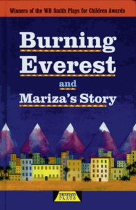 Alison Jenkins - Burning Everest and Mariza's Story.