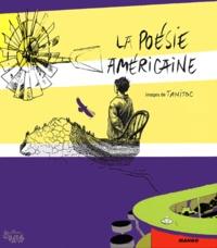 Alison Kim et  Tanitoc - La poésie américaine.