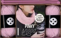 Alix Marnat - Pinky Snood - Avec 2 pelotes et 2 aiguilles.