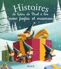 Alix Minime et Marie Flusin - Histoires de lutins de Noël à lire avec papa et maman.