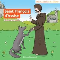 Alix Teillard et Savie Bruguière - Saint François d'Assise.