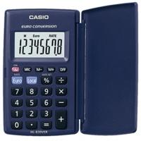 ALKOR - Calculatrice de poche Casio 8 chiffres HL820VER