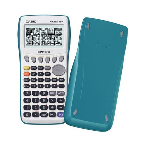 ALKOR - GRAPH 35+ - calculatrice graphique