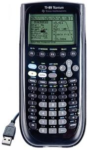ALKOR - TI-89 Titanium - calculatrice graphique