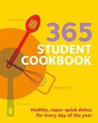 All Colour Cookery Library. et Jo McAuley - 365 Student Cookbook.