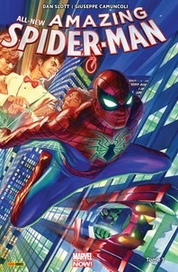 Dan Slott - All-New Amazing Spider-Man (2015) T01 - Partout dans le monde.