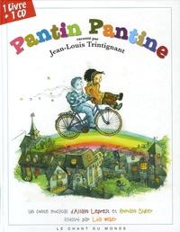 Allain Leprest et Romain Didier - Pantin Pantine. 1 CD audio